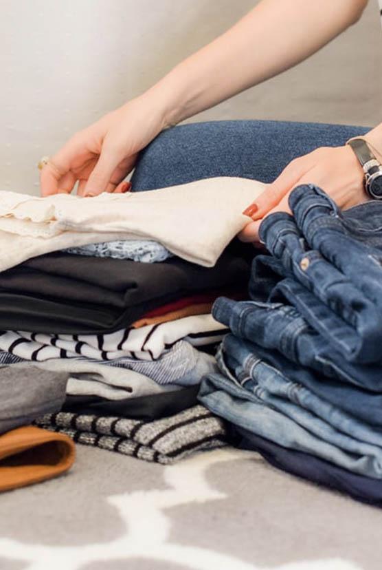 bluebird nest organizing home closets
